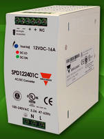 Compact 240 W Power Supply has 150% peak load output.