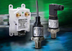 AutomationDirect adds Stainless Steel and Air Differential Pressure Transmitters