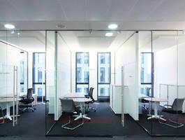 Acoustical Ceiling Panels suit open office environments.