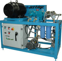 Water Jet Manufacturer Jet Edge Introduces ECO-JET Direct Drive Water Jet Pump