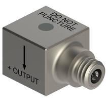 Miniature Accelerometer operates in temperatures to +900°F.
