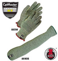 Magid Glove & Safety Launches New CutMaster® Aramax(TM) and Aramax(TM) XT Gloves and Sleeves