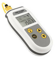 Handheld Thermometer promotes HACCP, food safety compliance.