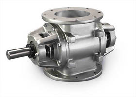 Rotary Feeder for Bulk Material Handling Processes Contributes Immediate, Tangible Operating Advantages and Long-term Production and Maintenance Savings