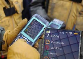 Transflective TFT Displays target outdoor applications.