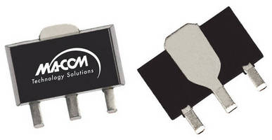 Tunable RF Driver Amplifier (1 W) is optimized for linearity.