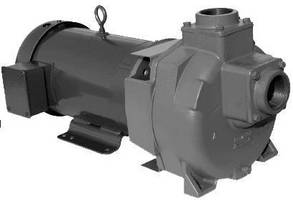 Self-Priming Centrifugal Pumps come in multiple configurations.
