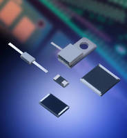Resistive Products suit high power applications.