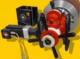 Servo Drive Electric System offers remote operation.