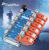 Megablock Wiring Hubs are intended for fieldbus applications.