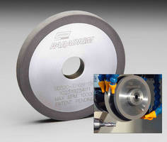 New Norton Paradigm Diamond and CBN Wheels Provide High Performance Round Tool Flute Grinding