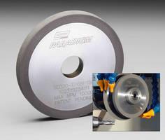 New Norton Paradigm Diamond and CBN Wheels Provide High Performance Round Tool Flute Grinding