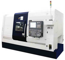 Absolute Machine Tools to Show Several New CNC Milling and Turning Machines