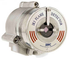 Flame Detector supports digital HART communications.