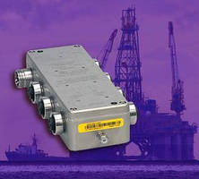 Stainless Steel Junction Box suits off-shore environments.