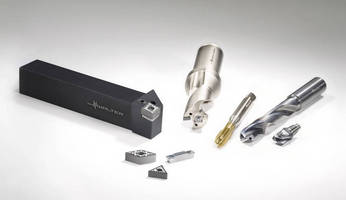 Walter USA to Feature Advanced Cutting Tool Technologies at IMTS '12