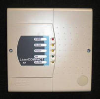 Gamewell-FCI's New Aspirating Detector Integrates with Fire Alarm for Rapid Warning at Low Cost