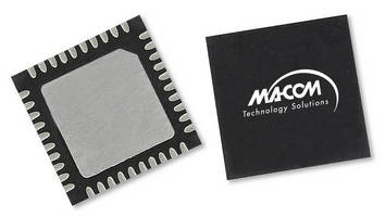 M/A-COM Technology Solutions Introduces New 6-Bit Serial/Parallel Module Driver