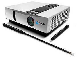 Portable Projector comes as stand-alone unit.