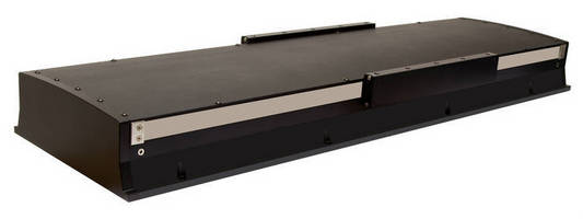 Linear Positioning Stage supports 600-1,500 mm travel distances.