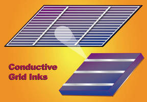 Conductive Grid/Busbar Inks target thin-film solar modules.