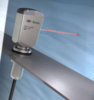 Photoelectric Sensor operates without reflector/receiver.