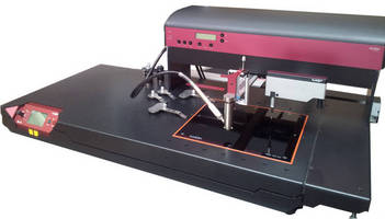 Rework Station is designed to work with heavy substrates.