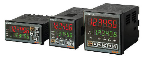 Multi-Functional Touch Type Counter/Timer CT Series