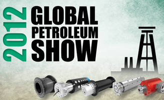 DSTI Spotlighting Fluid Swivels at the 2012 Global Petroleum Show