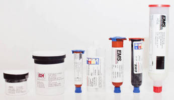 UV Cure Adhesive suits electronics assembly applications.