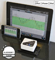 Geometric Measurement System utilizes iOS devices.