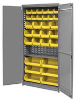 Steel Cabinet offers secure storage and organization.