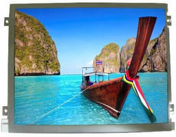 Sunlight-Readable TFT LCD combines high brightness, long life.
