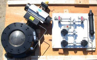 Fail Safe - Closed and Sealed Valves Ship from Macawber