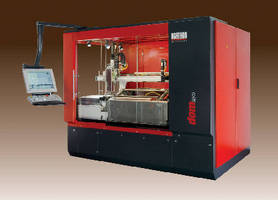 Grinding Center supports ISO standard insert grinding.