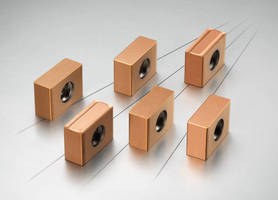 Light Cutting Insert enhances gear milling operations.