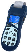 All-In-One Combustion Analyzer supports field-replaceable sensors.