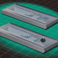 Industrial Keyboards operate in hazardous locations.