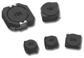 New Power Inductors Offer Wide Current Range, Low DC Resistance, and High Current Values