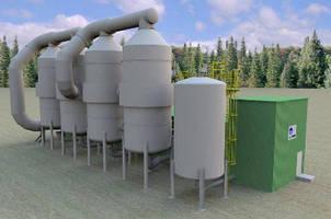 Modular Evaporator System targets oil sands market.