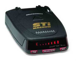 BELTRONICS Features Smartphone 'Ticket Protection' App for Stealth STi Magnum(TM) Radar Detector