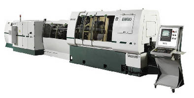 CNC End Machining Center supports tube and bar processing.