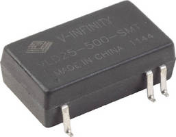 Surface Mount DC-DC LED Drivers provide output up to 700 mA.