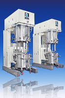 Hybrid Planetary Mixers handle high-viscosity applications.