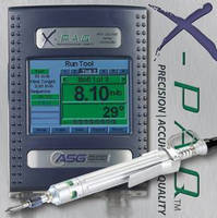 ASG Announces X-PAQ(TM) Firmware Update and New Right Angle Tools