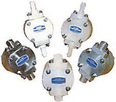 Compact Pneumatic Diaphragm Pump is safe for hazardous areas.