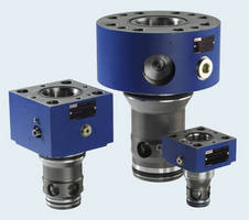 Hydraulic Valves accommodate requirements via modular design.