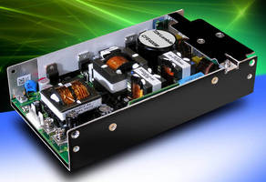 Medical Power Supplies meets UL60601-1 Third Edition.