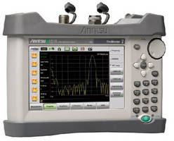 Cable and Antenna Analyzer covers 2 MHz to 4 GHz range.