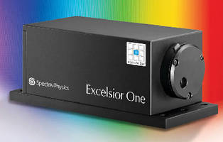 CW Integrated Lasers suit bioinstrumentation applications.